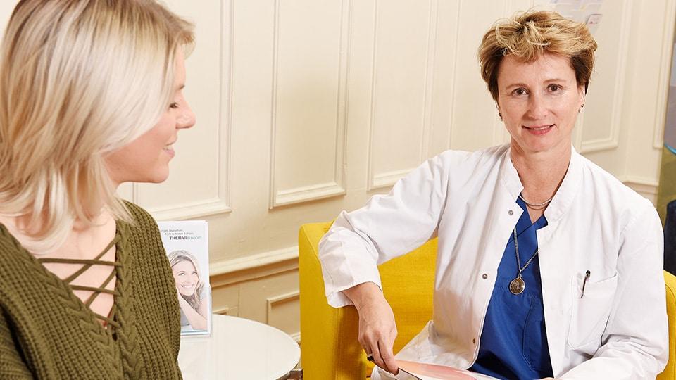 Die 5 Schritte der Schamlippenkorrektur - 2 - Chirurgische Beratung